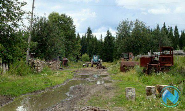 фото деревни ячменюха после можно прогуляться