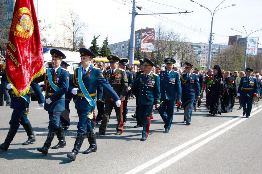 Когда парад в новокузнецке 2018