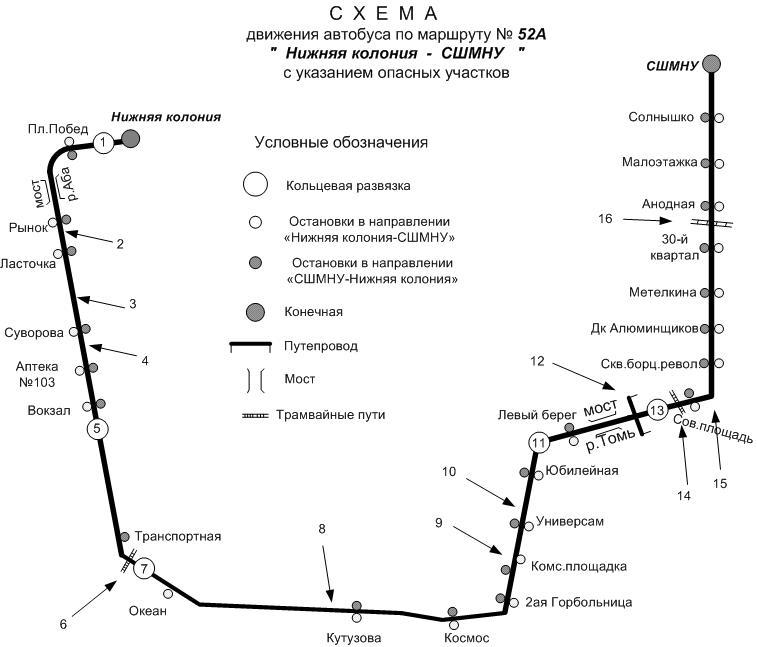 Курако трамвайный маршрут №12,