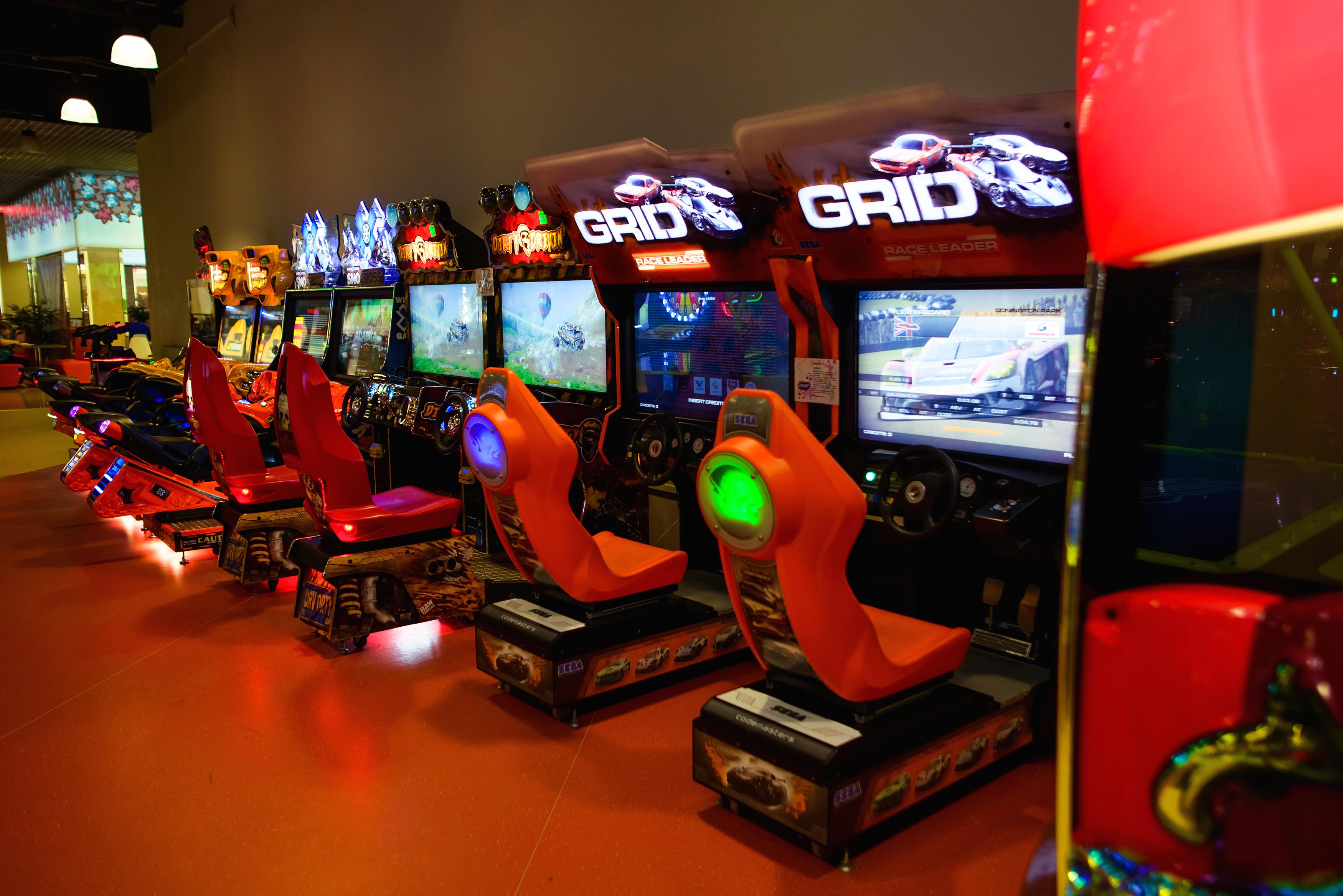 Есть ли в новокузнецке игровые автоматы рулетка matrix black