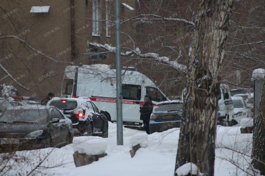 Стрельба в новокузнецком суде, один человек погиб